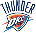 Oklahoma City Thunder Free Stickers