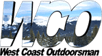 West Coast Outdoorsman Free Stickers