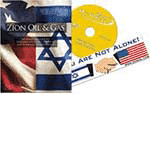 Zion Oil Gas Bumper Free Stickers